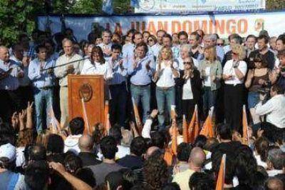 La Juan Domingo decidida: va por afuera