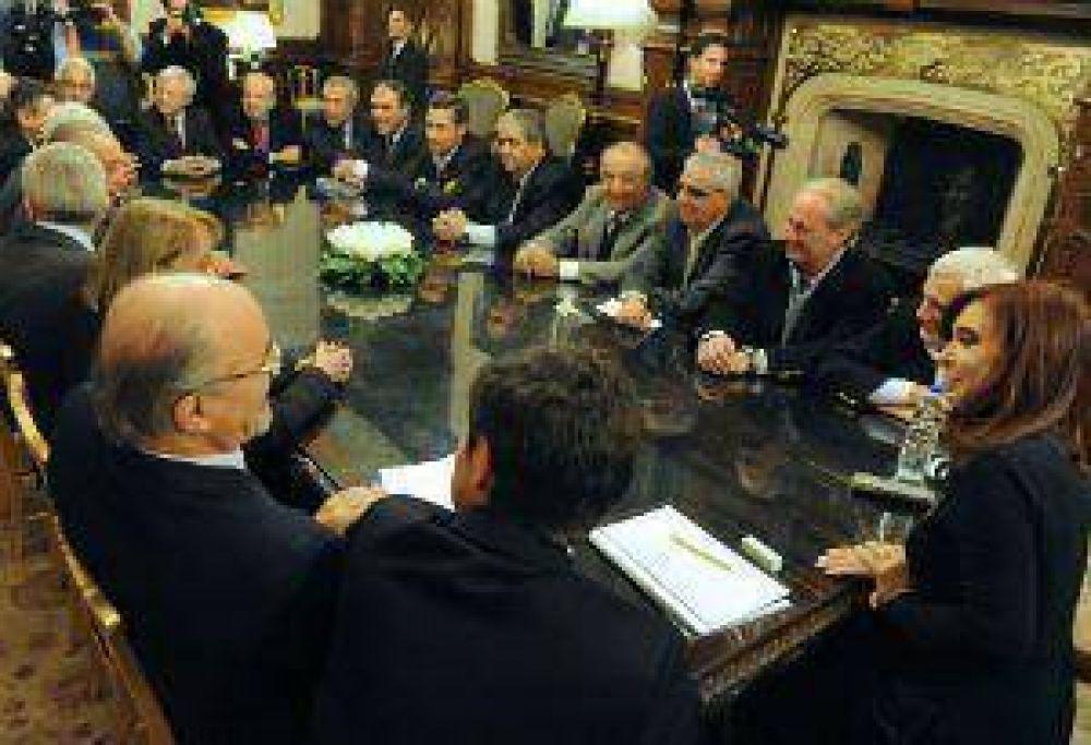 Paritarias: Cristina homologó subas para 2 millones de trabajadores