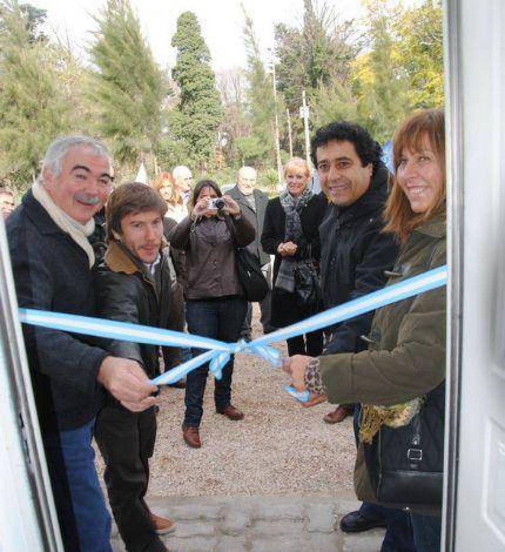 Ya es una realidad!!! La UOCRA inauguró la primera vivienda ecológica de Mar del Plata
