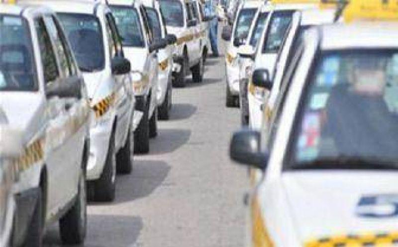 Los taxistas marcharán hacia el Sutrappa