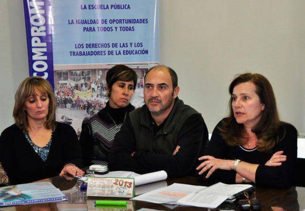 Violencia escolar: UTELPA acusa al Gobierno de no atender la problemática