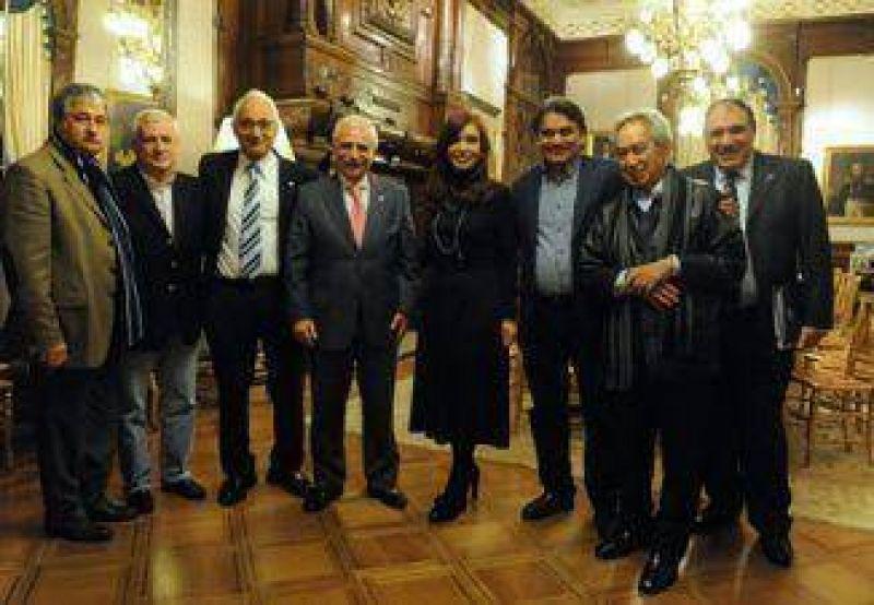Guti�rrez sobre el acuerdo salarial metal�rgico