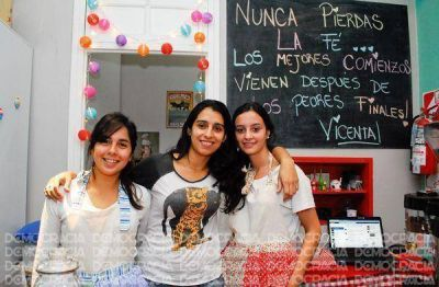 """""""Café pendiente"""", una movida solidaria que comienza a instalarse en los bares de Junín"""