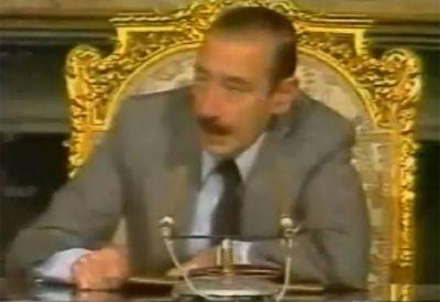 """Videla y una explicación tenebrosa: """"Ni muerto, ni vivo, está desaparecido"""""""