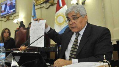 Transporte: renunció Heredia y De la Sota lo reemplazó por Paglia