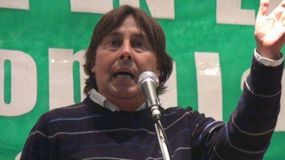 Micheli lanzó dardos a Moyano y respaldó a CTA Paraná