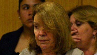 La viuda de Soria fue trasladada a Buenos Aires