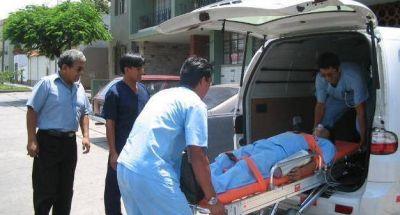 Se trabaja para implementar un sistema de emergencias médicas en toda la provincia