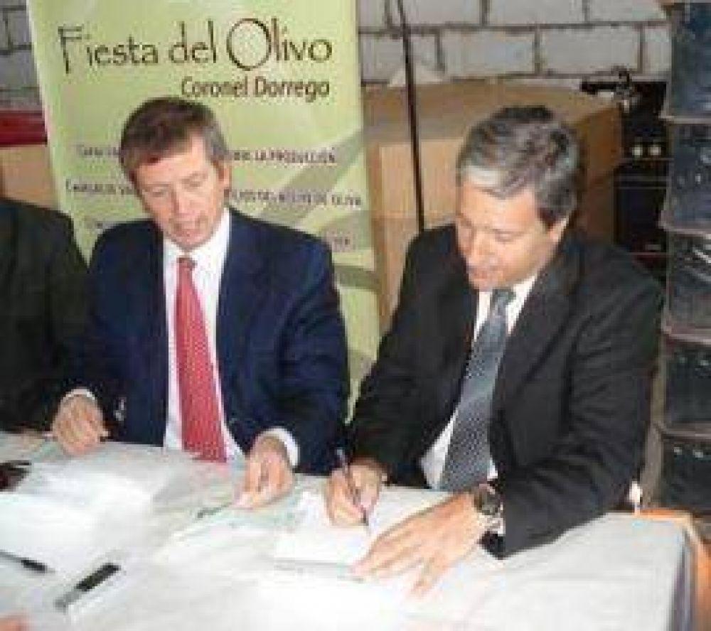 Monzó entregó subsidios por más de 720.000 pesos