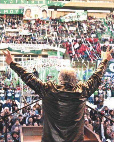 Debido a su apuesta política, Moyano pierde cada vez más poder sindical