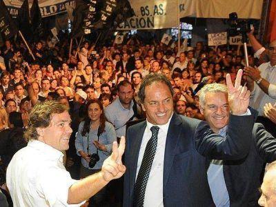 Pérez despegó a Scioli de La Juan Domingo