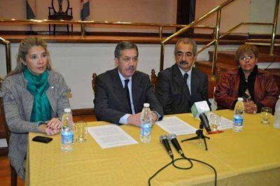 El gobierno y el municipio firmaron un nuevo convenio de cooperación