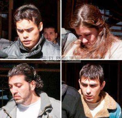 Crimen de Marchetti: severas penas para cuatro de los cinco imputados