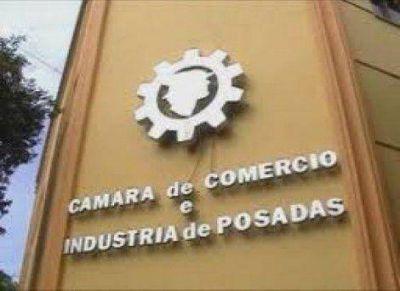 Cámara de comercio de Posadas quiere accionar contra entidades empresarias nacionales