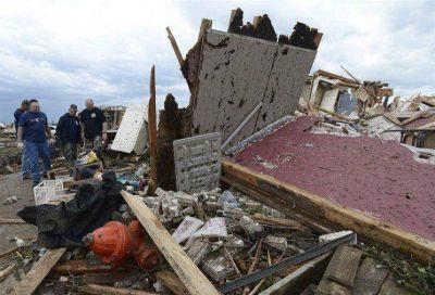 Oklahoma: las autoridades sólo reconocen 24 víctimas fatales