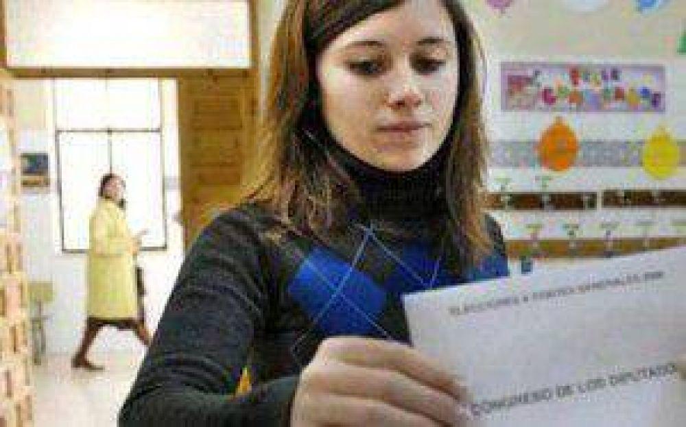 Los jóvenes podrán votar en la elección de la Policía Municipal