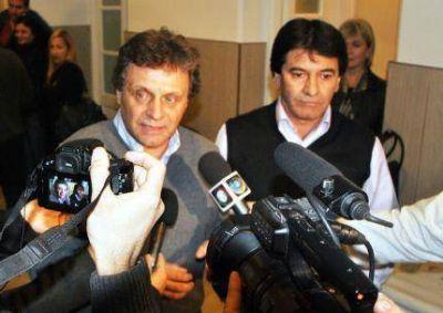 En busca de votos, Pulti se reunió con la CGT para hablar de la Policía Comunal