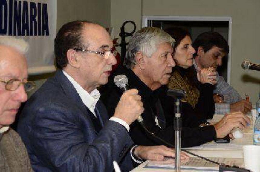Pedro Mezzapelle va por un nuevo período al frente del Sindicato de Mercantiles
