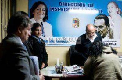 Soria presentó propuesta de aumento de un 20%