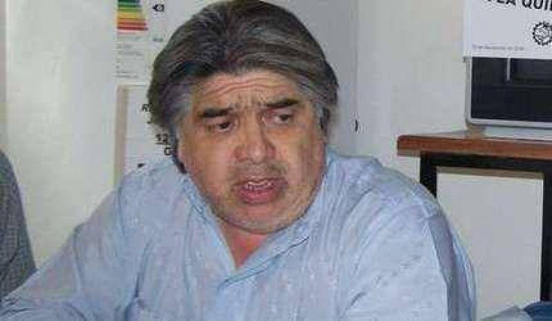 """Rigane en Balcarce: """"Nos oponemos a una intervención"""""""