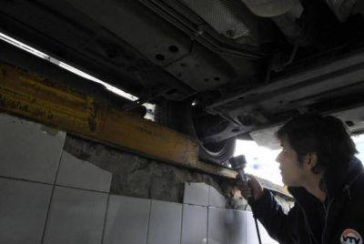 La verificación técnica será obligatoria para todos los vehículos en la provincia