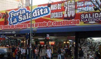 Ciudad: crecen las ferias ilegales