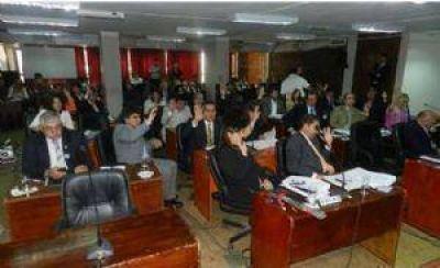 Diputados: el FCyS, con una comisión menos