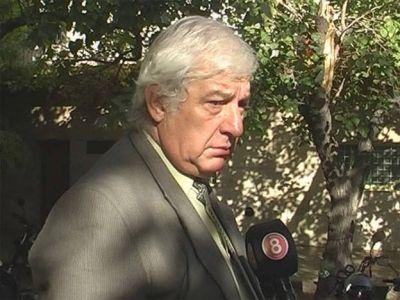 Al abogado Horacio Merino le quedan pocos días para defenderse en el Foro