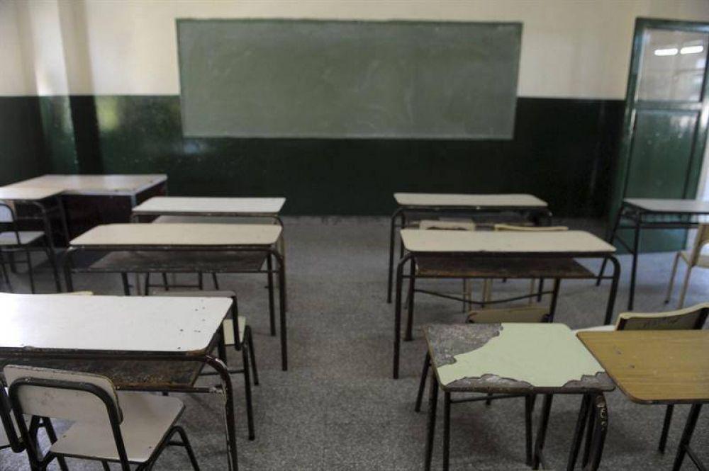 Provincia: no hubo acuerdo y los docentes paran