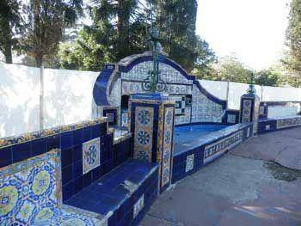 La semana próxima comienza la restauración de la Plaza España