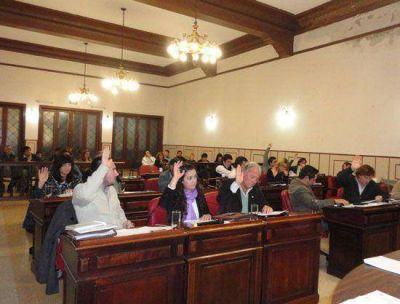 El Concejo declar� de inter�s la campa�a de firmas por Malvinas