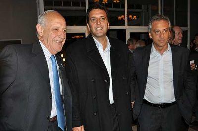 Lavagna, Massa y una foto con alto impacto nacional