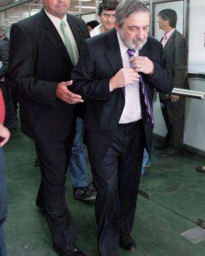 Franco decidió renunciar y desde agosto dejará de ser juez del Superior Tribunal