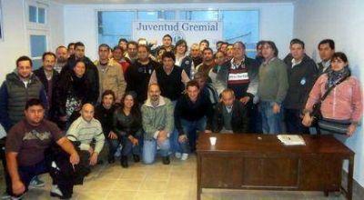 Relanzaron la Juventud Gremial de la CGT marplatense