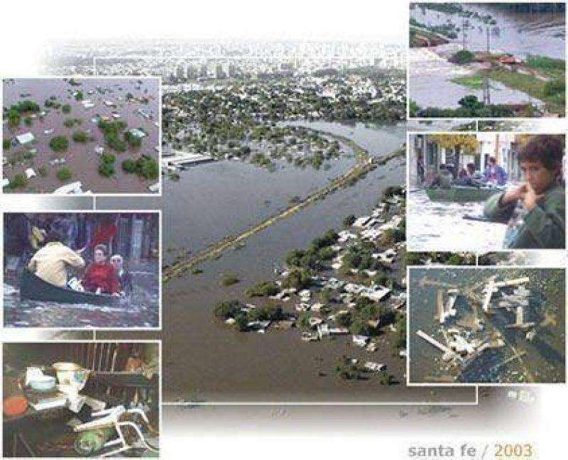 Inundados, de huelga