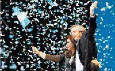 El gobierno celebra hoy diez años de gestión con una gran fiesta popular