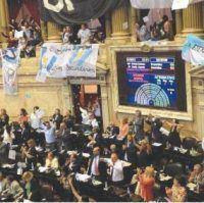 El kirchnerismo buscó legitimar en el Congreso los pilares de su gestión