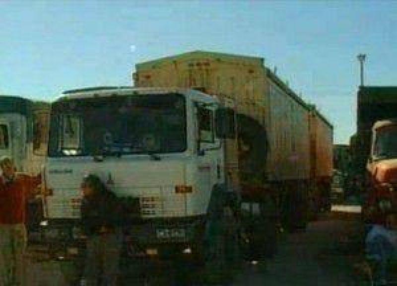 Quejas por la espera de camioneros en puerto bahiense