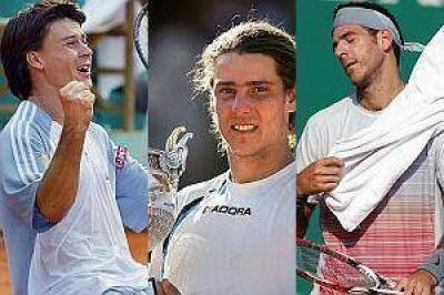 A diez años de la gloria, Argentina ya no pisa fuerte en Roland Garros