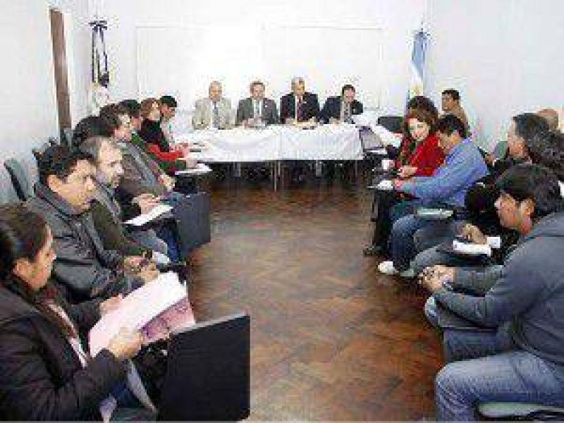 Estatales de Jujuy anunciar�an medidas de fuerza el lunes ante la falta de respuesta del gobierno en materia salarial