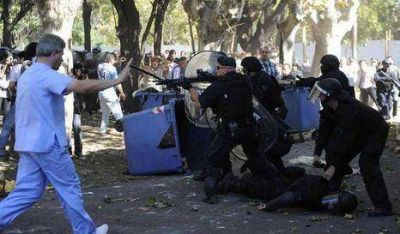 Borda: a un mes de la represión convocan a una marcha