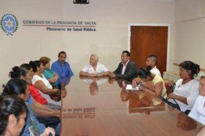 El Ministro de Salud se reunirá mañana con referentes de pueblos originarios en Salvador Mazza