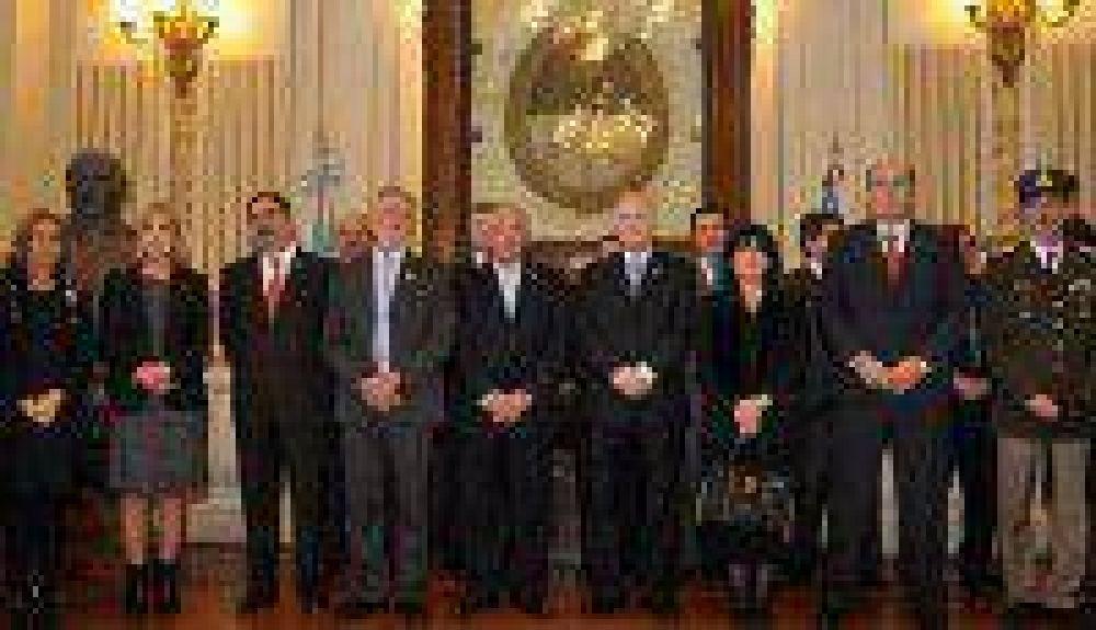 En Jujuy evocaron la gesta patriotica y el Bicentenario de la Bandera de la Libertad Civil