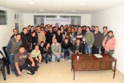 La CGT Mar del Plata relanzó su Juventud Gremial