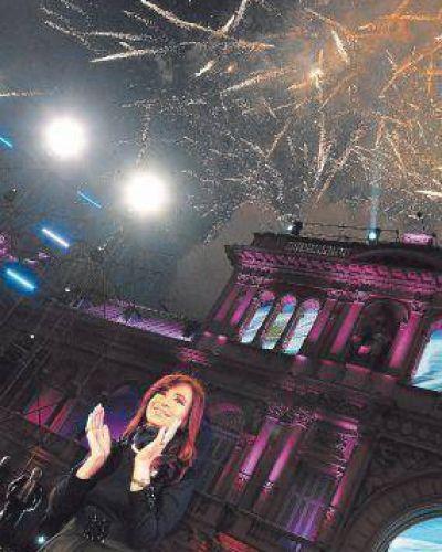 """Luego del acto masivo, el FPV ratificó el camino transitado en la """"década ganada"""""""