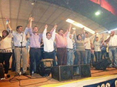 Los candidatos de la Renovación se presentaron en Eldorado
