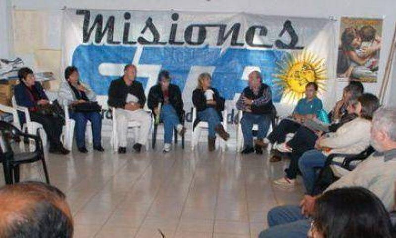 Organizaciones sociales se suman al paro del 29 de mayo tambi�n en Misiones