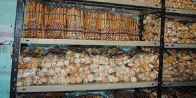 Aseguran que el kilo de pan llegó a los $20