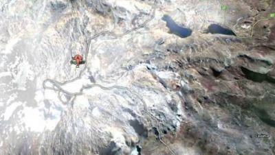 Alerta roja por el Volcán Copahue en Chile y en Neuquén