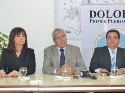 Dolores: Alfredo Meckievi presentó oficialmente el Partido FE